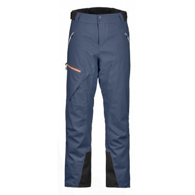 Ortovox Swisswool Andermatt Pants Men Night Blue Mountain Pro Shop Val d'isère