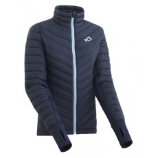 Kari Traa Tove Midlayer Down Jacket Naval Mountain Pro Shop Val d'isère