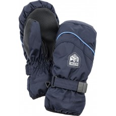 Hestra Moufle Junior Primaloft Dark Navy / Sky Blue Mountain Pro Shop Val d'isère