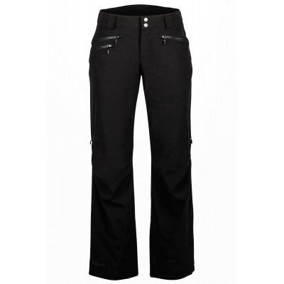 Marmot Women Slopestar Pant Black Mountain Pro Shop Val d'isère
