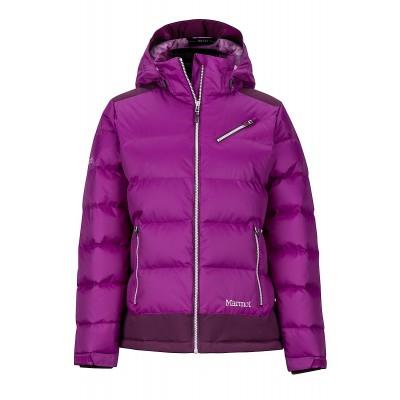 Marmot Women Slingshot Jacket Grappe / Dark Purple Mountain Pro Shop Val d'isère