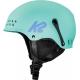 K2 Casque Entity Seafoam Mountain Pro Shop Val d'isère