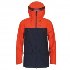 Planks Yeti Hunter Shell Men Jacket Orange
