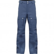 Black Crows Corpus Insulated Stretch Pant Men Dark Denim Mountain Pro Shop Val d'isère