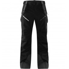 Haglöfs Chute Pant Men True Black Mountain Pro shop val d'Isère