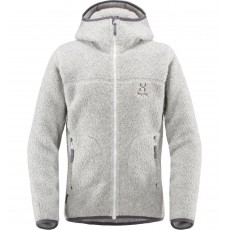 Haglöfs Pile Hood Junior Grey Melange