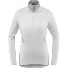Haglöfs Heron Jacket Women Stone Grey Mountain Pro Shop Val d'isère