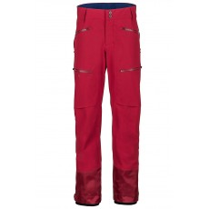 Marmot Men Freerider Pant Sienna Red Mountain Pro Shop Val d'Isère