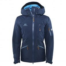 Elevenate Woman Zermatt Ski Jacket Twilight Blue