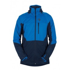 Sweet Protection Supernaut Fleece Hood Jacket Men Flash Blue / Midnight Blue Mountain Pro Shop Val d'isère