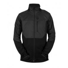 Sweet Protection Supernaut Fleece Jacket Men Charcoal Gray / True Black Mountain Pro Shop Val d'isère
