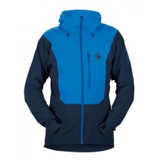 Sweet Protection Supernaut Softshell Jacket Men Flash Blue / Midnight Blue Mountain Pro Shop val d'Isère