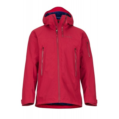 Marmot Freerider Jacket Sienna Red Mountain Pro Shop Val d'Isère