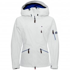 Elevenate Woman Zermatt Ski Jacket White