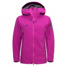 Elevenate Woman Bec de Rosses Jacket Purple Wine