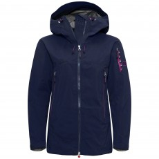 Elevenate Woman Bec de Rosses Jacket Dark Navy