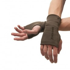 Power Wrist Gaiter Marron