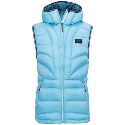 Elevenate Women Rapide Vest Aqua Blue