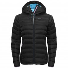 Elevenate Agile W Down Jacket Black