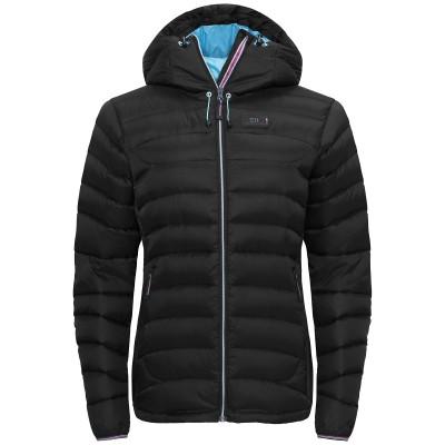 Elevenate Agile W Down Jacket Black