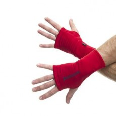 Power Wrist Gaiter Rouge