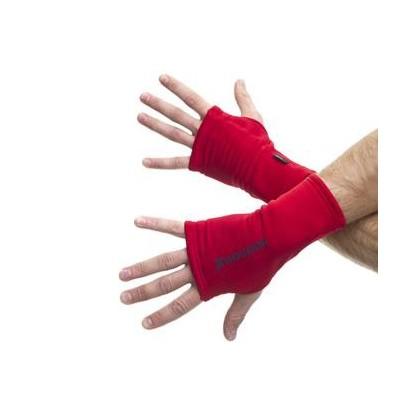 Power Wrist Gaiter Rouge