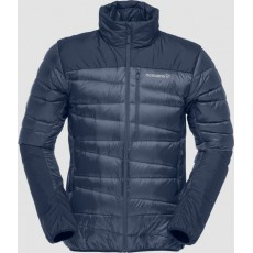 Norrona Falketind Down Jacket Men Indigo Night