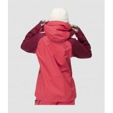 Norrona Lyngen Gore Tex Jacket Women Crisp Ruby