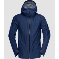 Norrona Lofoten Gore Tex Active Jacket Men Indigo Night