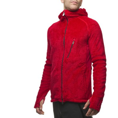 M's High Loft Jacket Red