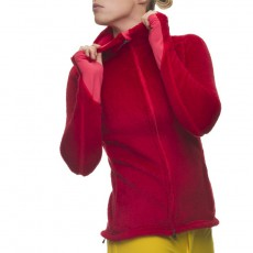 Houdini - W's High Loft Jacket Red