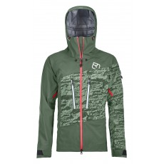 Ortovox Guardian Shell Jacket Women Green Forest