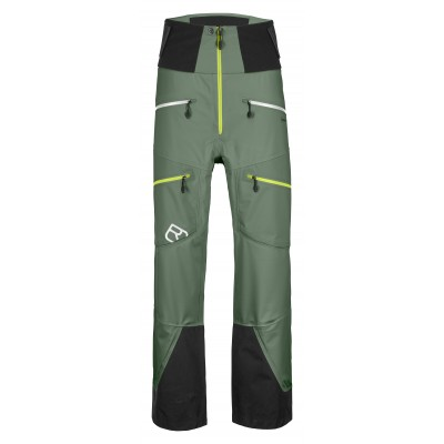 Ortovox Pants Guardian Shell Men Green Forest