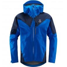 Haglöfs L.I.M Touring Proof Jacket Men Storm Blue / Tarn Blue