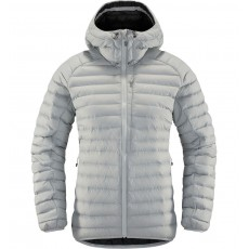 Haglöfs Essens Mimic Hood Women Stone Grey