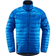 Haglöfs Essens III Down Jacket Men Storm Blue / Dense Blue