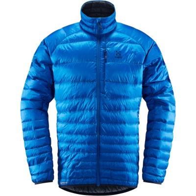 Haglöfs Essens III Down Jacket Men Storm Blue / Dense Blue