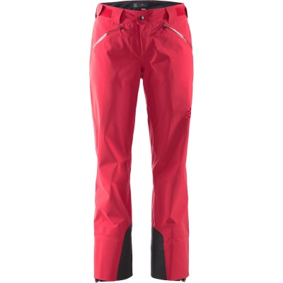 Haglöfs Couloir Pant Women Rich Red