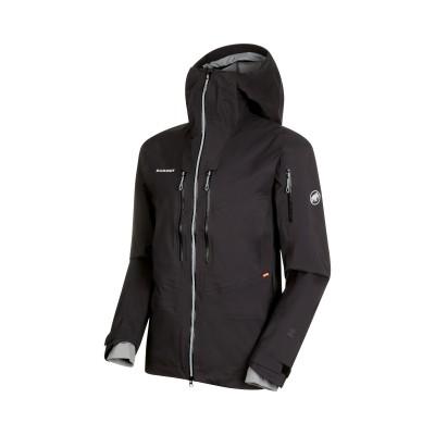 Mammut Haldigrat HS Hooded Jacket Men Black