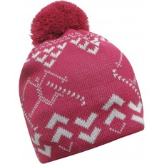 Black Crows Bolivia Beanie Pink