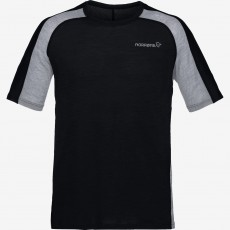 Norrona Bitihorn Wool T-shirt Men Caviar
