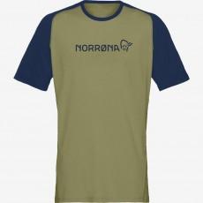 Norrona Fjora Equaliser Lightweight Olive Drab / Indigo