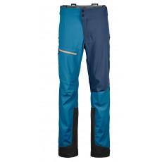 Ortovox 3L Otler Pant Blue Lake Men