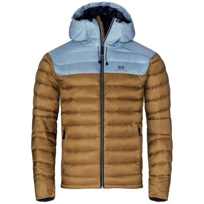 Elevenate Agile Men Down Jacket Pecan Brown