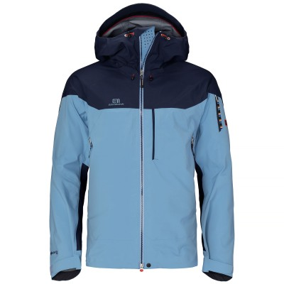 Elevenate Bec de Rosses Men Ski Jacket Nordic Blue