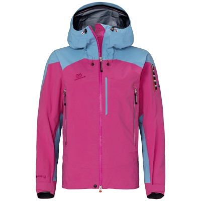 Elevenate Woman Bec de Rosses Jacket Rich Pink