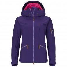 Elevenate Woman Zermatt Ski Jacket Dark Purple