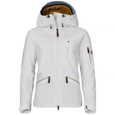 Elevenate Woman Zermatt Ski Jacket White