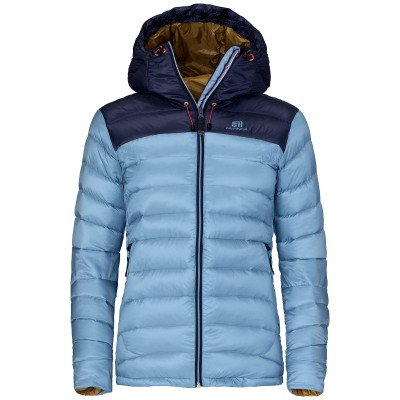 Elevenate Agile W Down Jacket Nordic Blue
