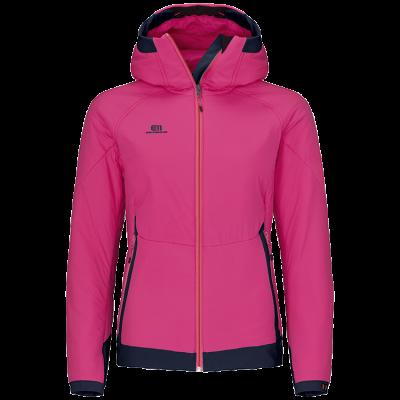 Elevenate Women Transition Jacket Rich Pink